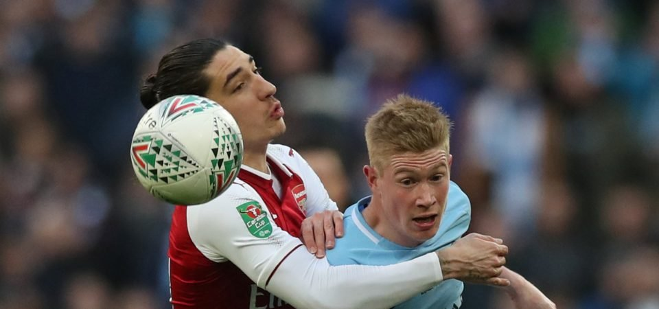 The Word: Lee Dixon's comments on Ashley Cole should burn Hector Bellerin's ears