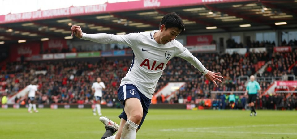 Tottenham move for Malcom will leave Son Heung-Min fearing for his Spurs future