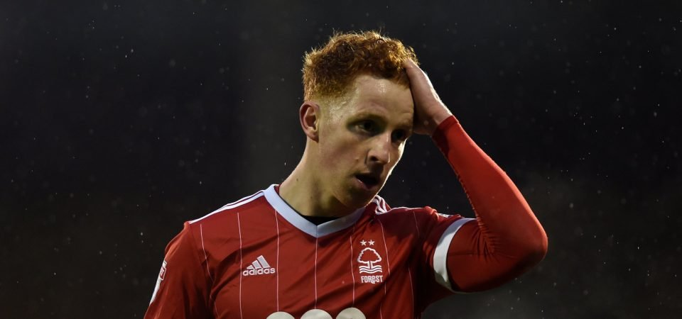 Jack Colback could be a key figure in Nottingham Forest's promotion push