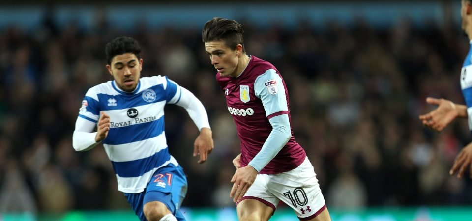 Wolves should try to sign Aston Villa midfielder Jack Grealish
