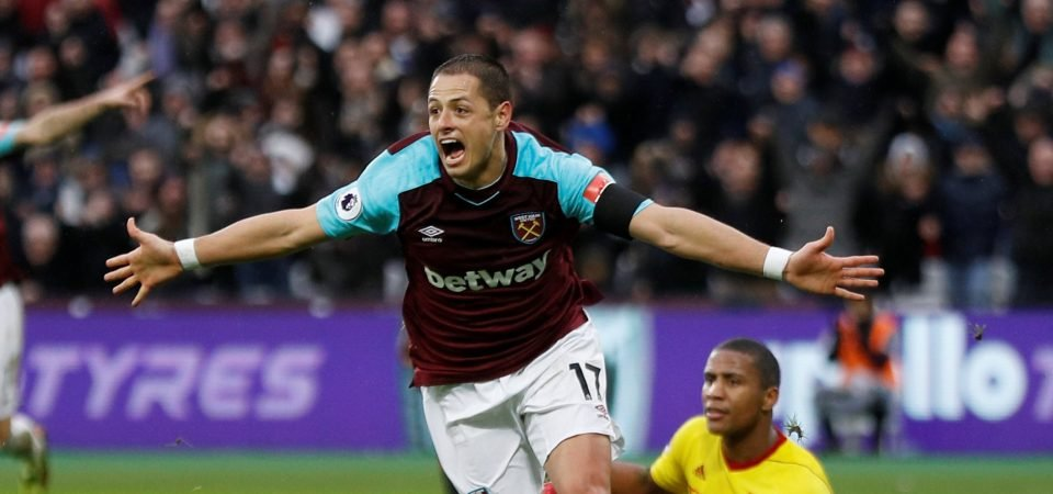 Pellegrini wants to keep hold of Hernandez, West Ham United fans react
