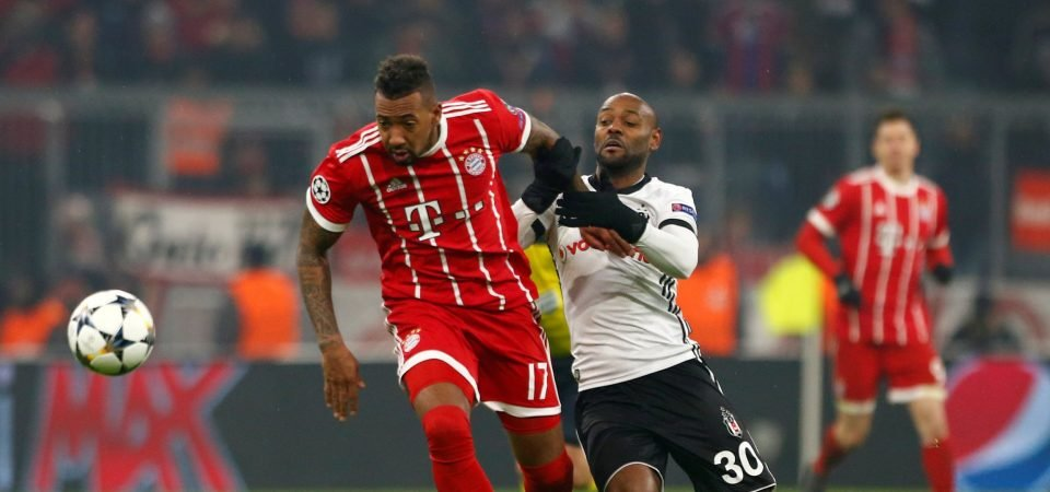 Jerome Boateng has experience and ability to improve United defence