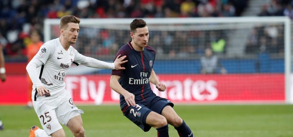 HYS: Should Draxler be on Liverpool's January shopping list?