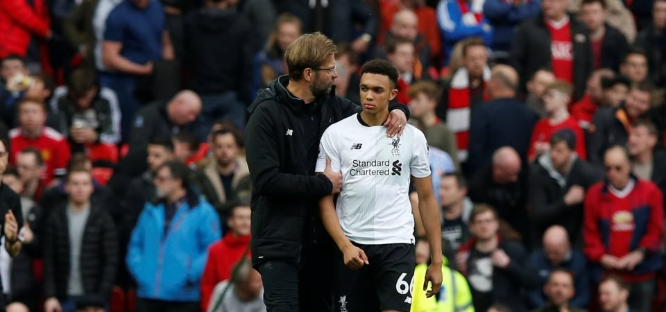Liverpool fans must question Klopp's key decisions vs Man United - including starting Alexander-Arnold