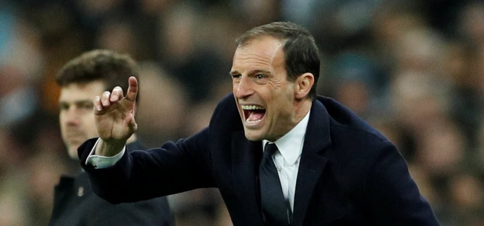 Revealed: 53% of fans feel Arsenal would be better for Allegri than Chelsea