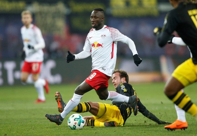 Naby Keita to be handed number 8 shirt, Liverpool fans react