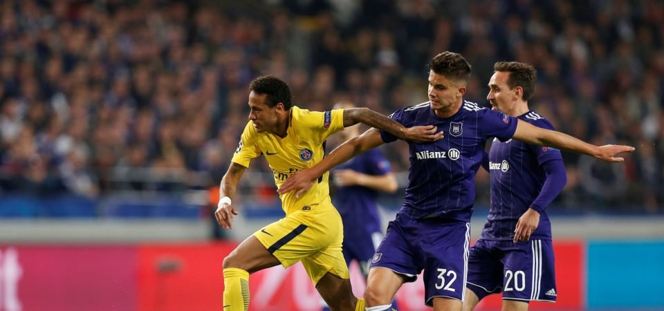 Dendoncker hasn't done enough this season to suggest he can improve Liverpool