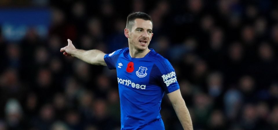 Baines to follow Rooney out of Everton