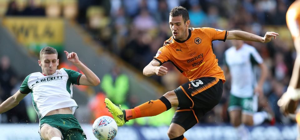Wolves fans hated Leo Bonatini's performance in defeat to Villa