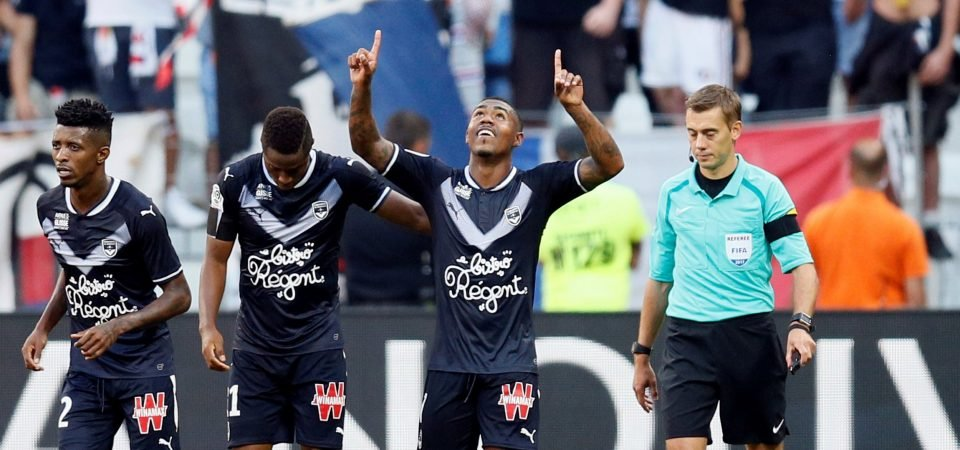 Speedster Malcom should shun Liverpool to make Tottenham move