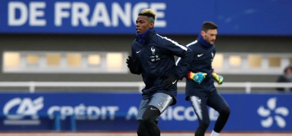 Pogba needs to take responsibility for problems with Man United and France