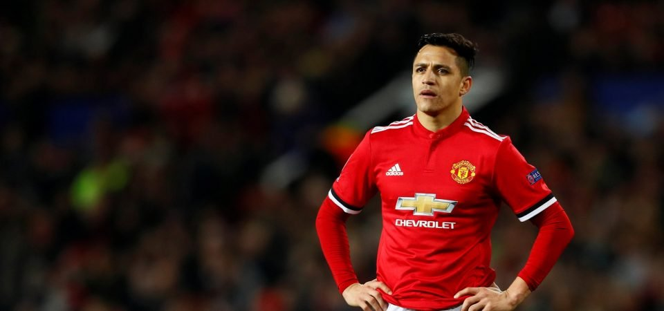 Manchester United must inspire Alexis Sanchez to show his Arsenal form