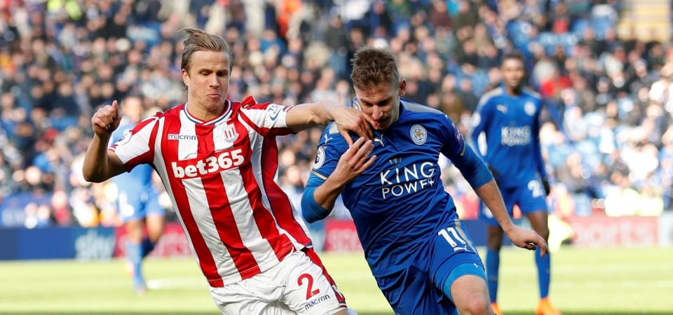 Revealed: 55% of West Ham fans do not want Albrighton to sign for them