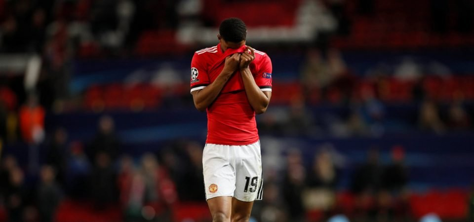 Marcus Rashford has been TOLD to sign for one of Man United's BIGGEST rivals
