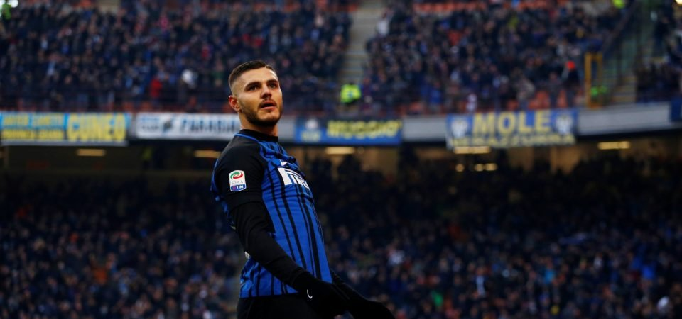 Chelsea should go all out to sign Mauro Icardi this summer