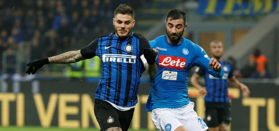 Chelsea fans want to sign Mauro Icardi after superb weekend display