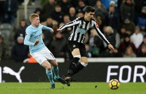 Newcastle fans desperate to keep Merino