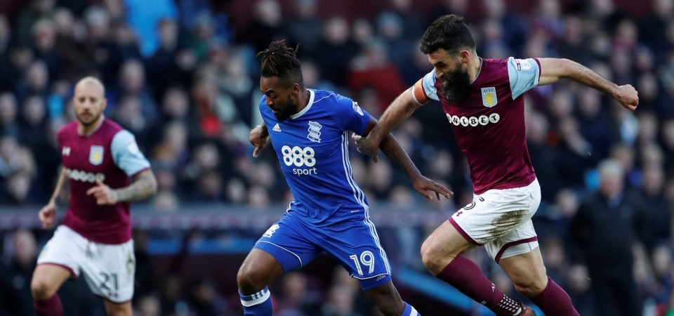 Aston Villa fans don't understand why Jedinak played in defeat to QPR