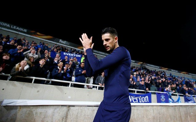 Everton fans are annoyed by potential Mirallas return