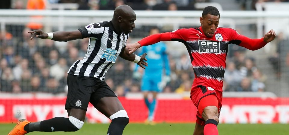 Newcastle fans discuss Mohamed Diame's future