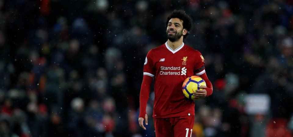 Liverpool fans react to Salah's Player of the Year nomination