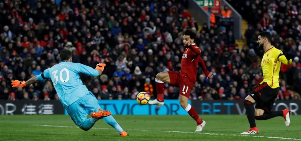 Critical that Liverpool manage to retain Salah's services for at least another season