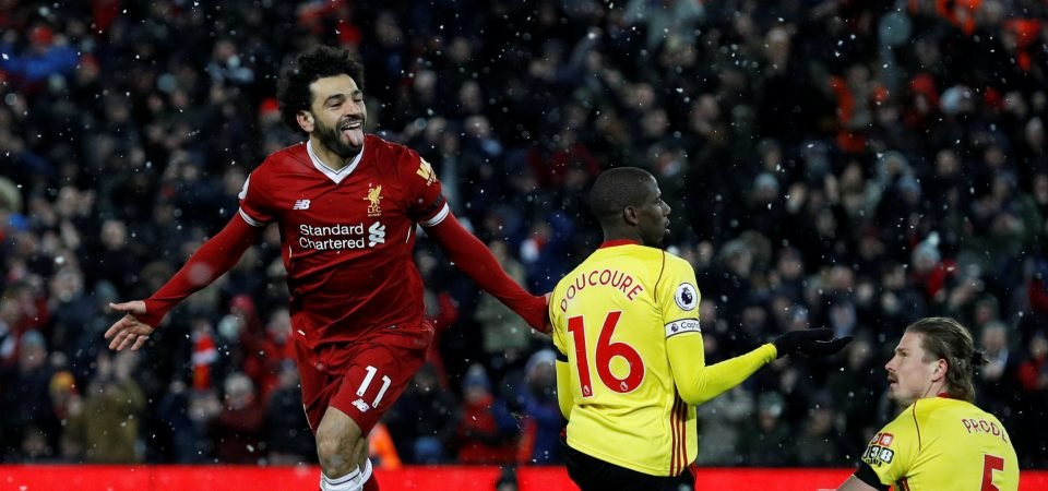 Revealed: How fans would try to stop Liverpool's Mohamed Salah
