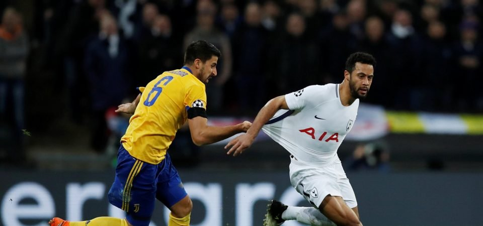 Liverpool fans split over Khedira reports