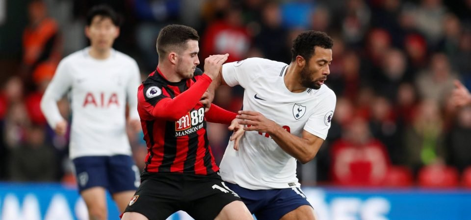 Tottenham Hotspur fans are eager for Dembele to sign a new contract