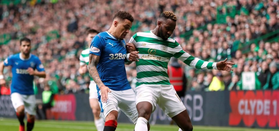 Moussa Dembele holds the key to victory for Celtic against Rangers