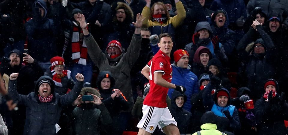 Man United fans recognise the importance of Nemanja Matic right now