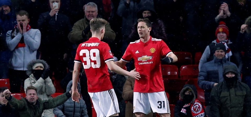 Player Ratings: Man United's best and worst performers vs Brighton?