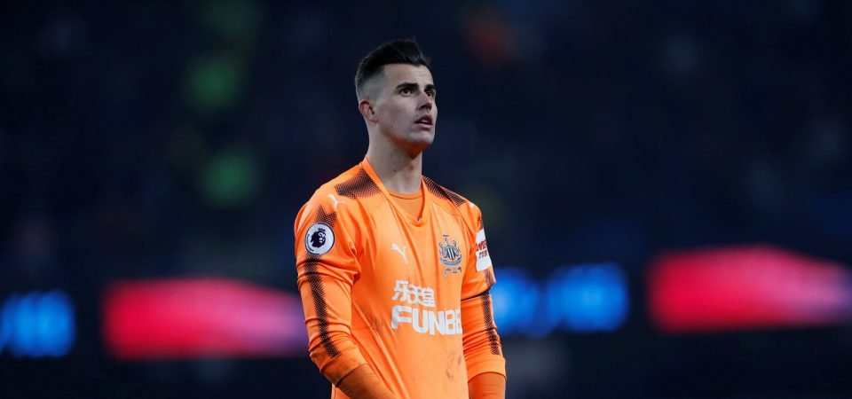 Newcastle want Darlow to sign new contract