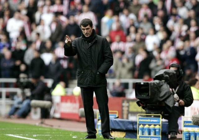 Roy Keane reveals bizarre reason he signed Jonny Evans for Sunderland