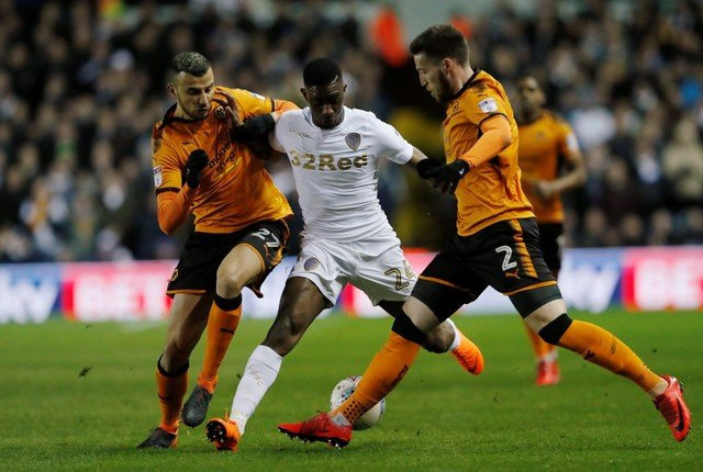 Leeds fans call for Sacko exit