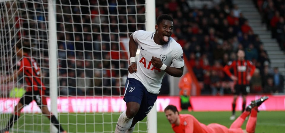 A blessing or a burden, Aurier is Tottenham's chaos factor