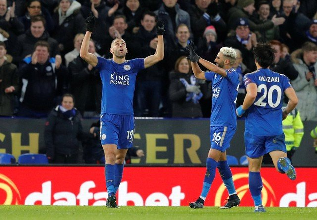 Newcastle fans unhappy with Slimani selection
