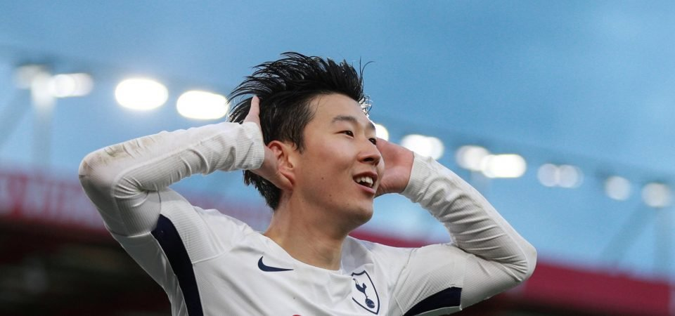Sensational Son shows he can fill Kane's goalscoring void in 4-1 demolition of Bournemouth
