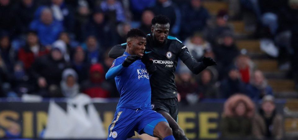 Chelsea fans slam Bakayoko after poor display against Leicester