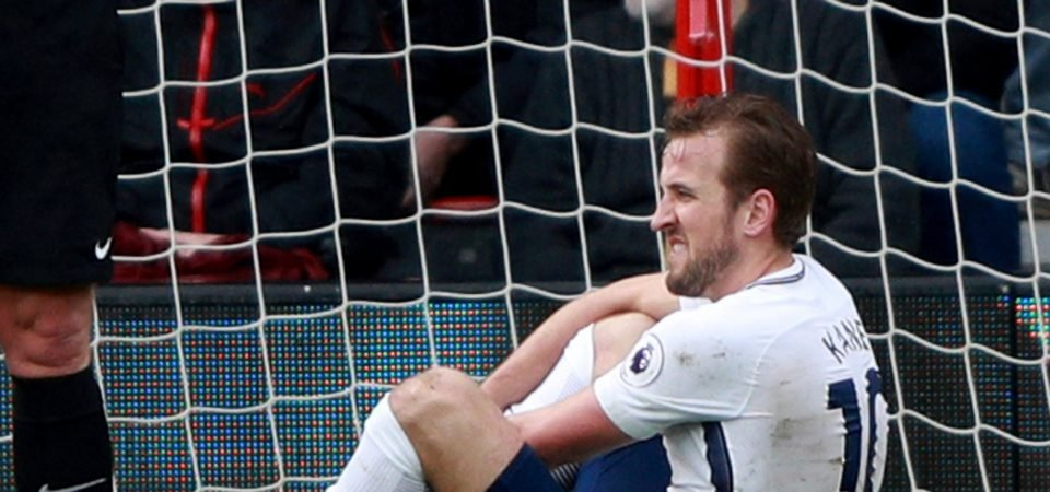 Tottenham Hotspur fans are feeling positive despite Harry Kane injury