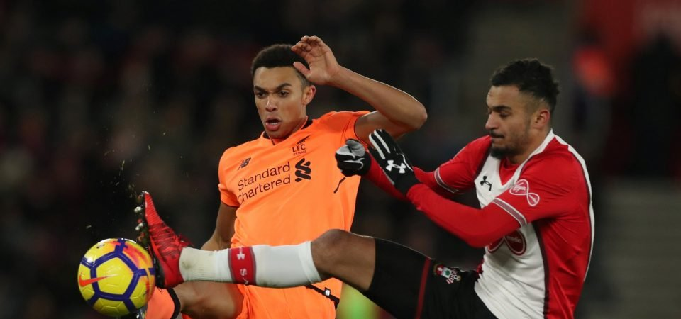 Revealed: Majority of Liverpool fans want Alexander-Arnold to start against Man United