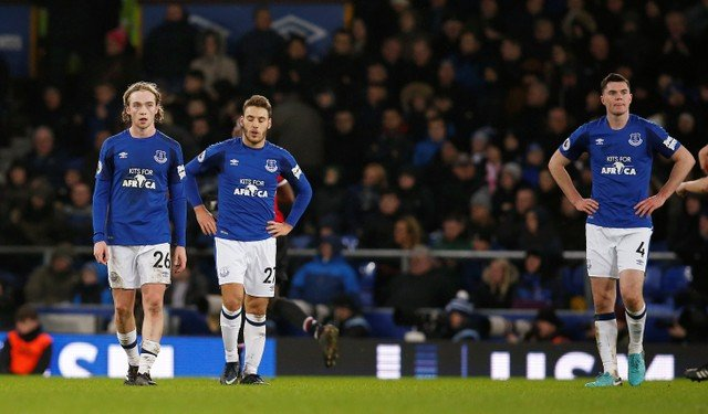 Everton fans all agree on Vlasic comments