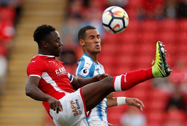 Leeds fans can't decide on summer swoop for Andy Yiadom