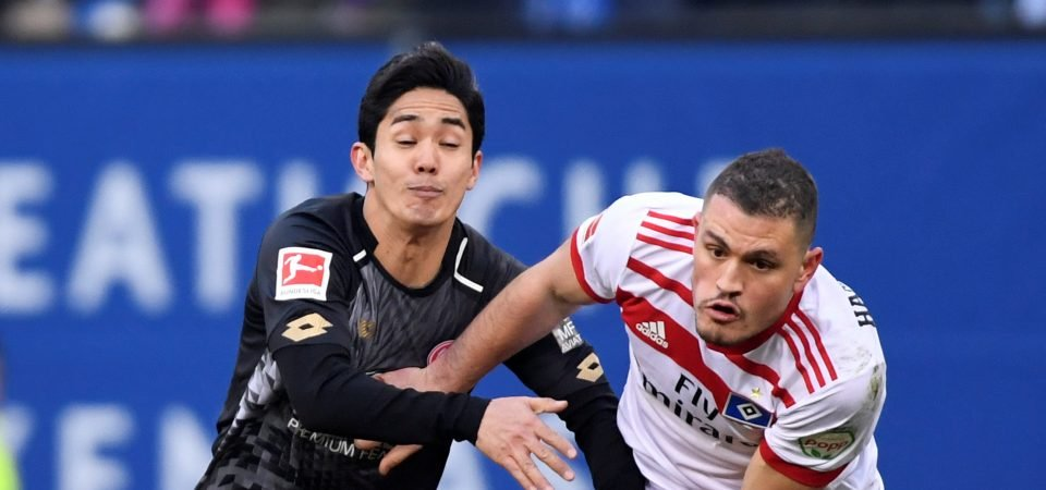 Newcastle could do better than Mainz striker Yoshinori Muto