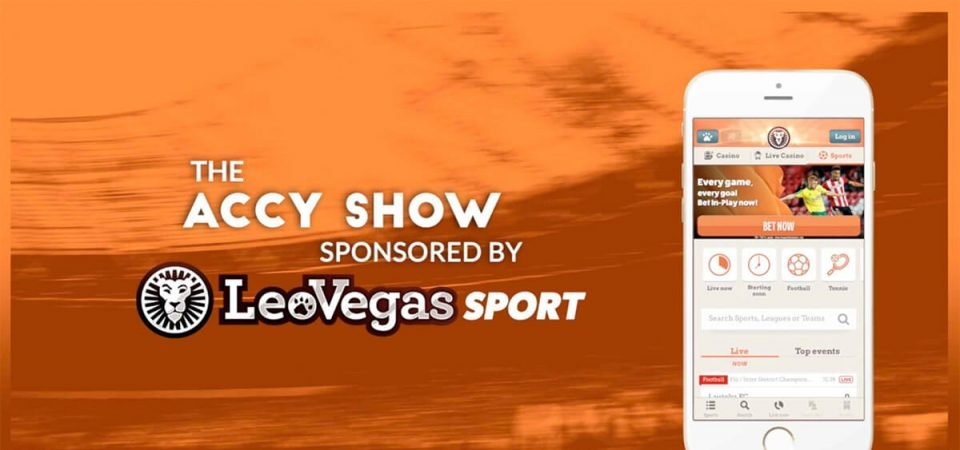 Watch: The LeoVegas Sport Accy Show - Gameweek Specials