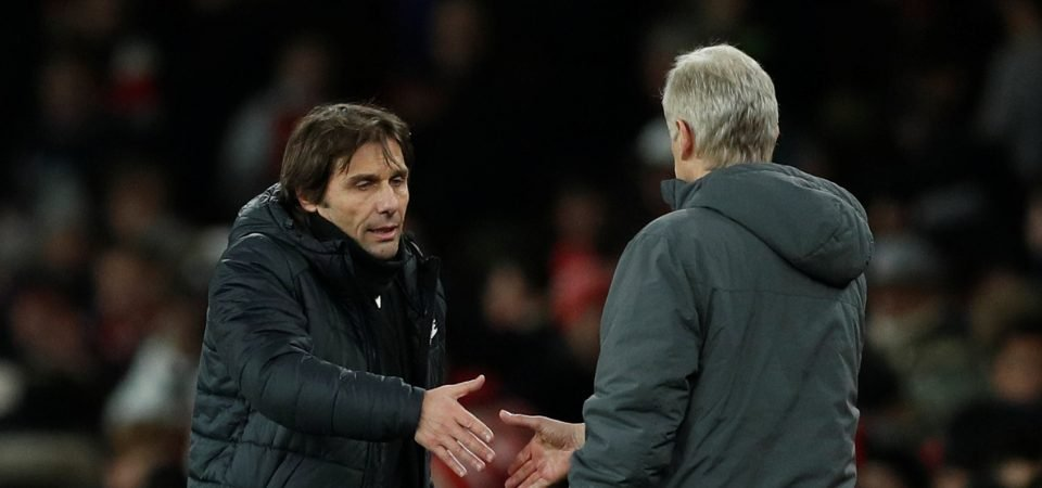 Wenger and Conte on shortlist for PSG job