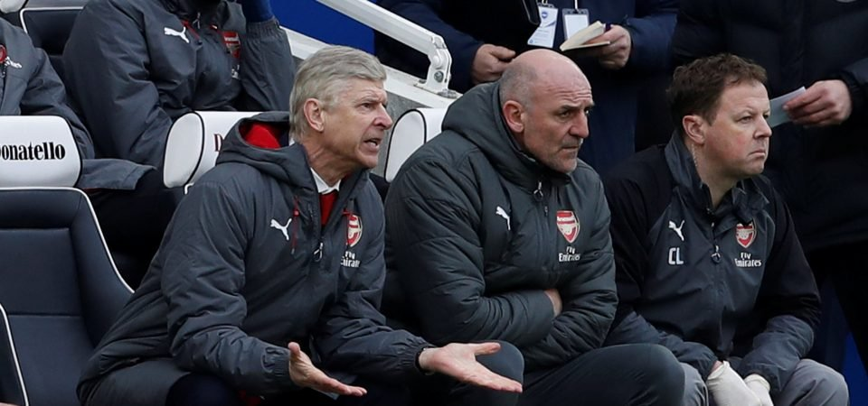 Lee Dixon lays into Wenger on coaching, Mustafi and Ashley Cole