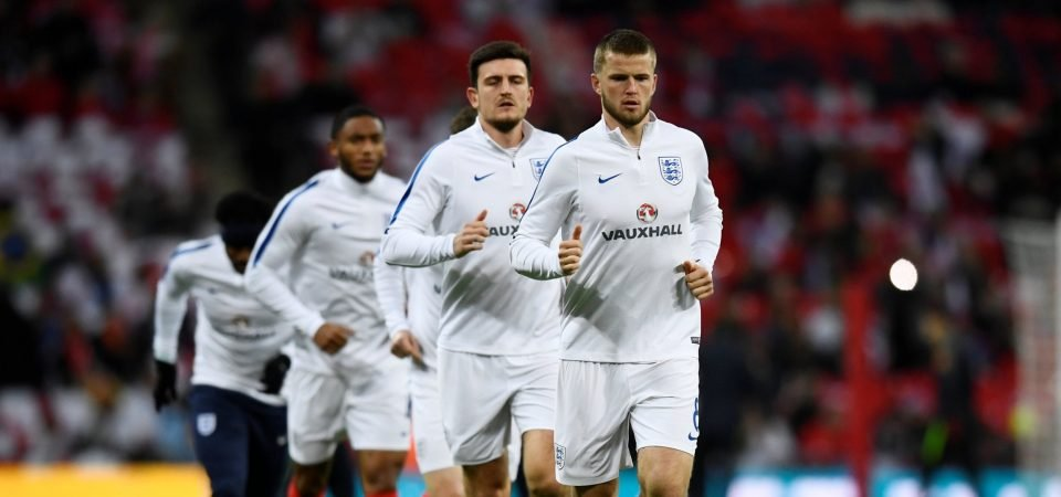 Revealed: The back three England fans want to see against Holland