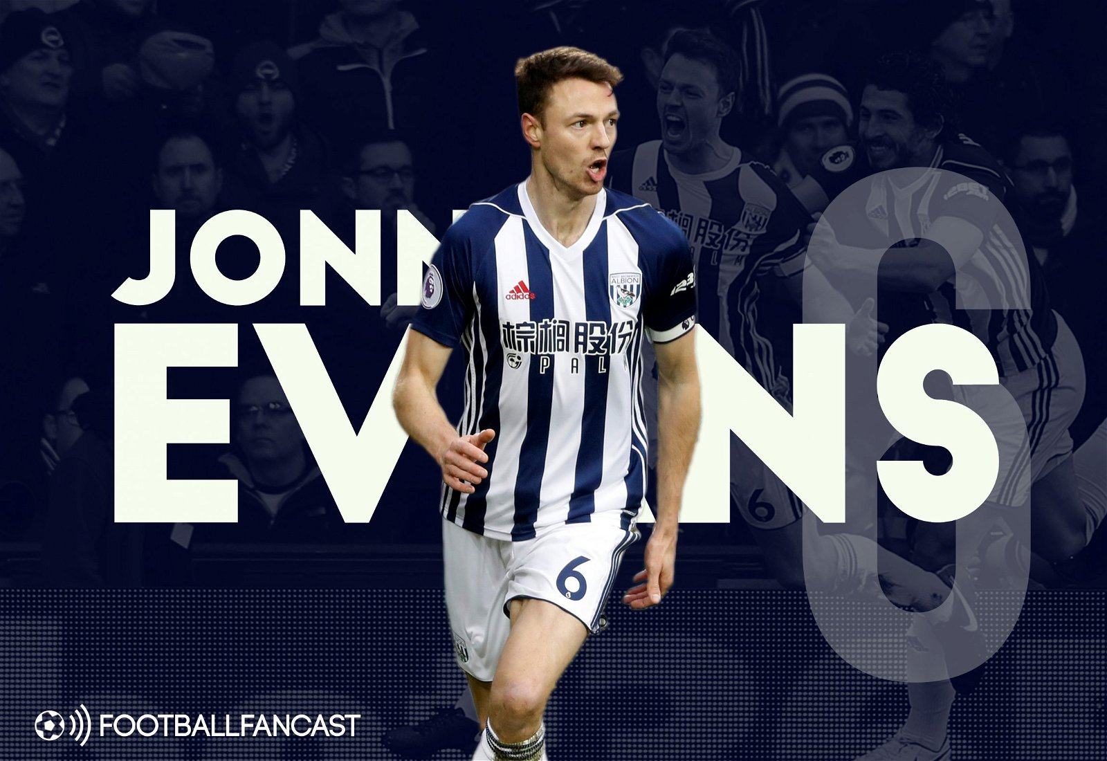 Player Zone: West Ham must be at the front of the queue for Jonny Evans