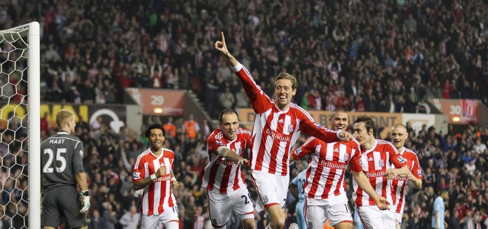 The Strike: Crouch stunner was Stoke's best ever Premier League moment